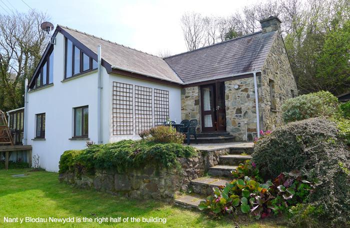 Pet Friendly Holiday Cottage - Nant Y Blodau Newydd, Newport - Image 1 - Newport - rentals