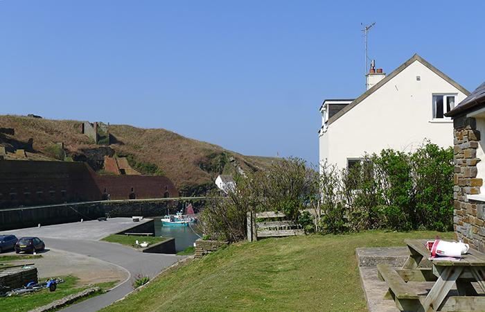 Holiday Cottage - Coastal View, Porthgain - Image 1 - Porthgain - rentals