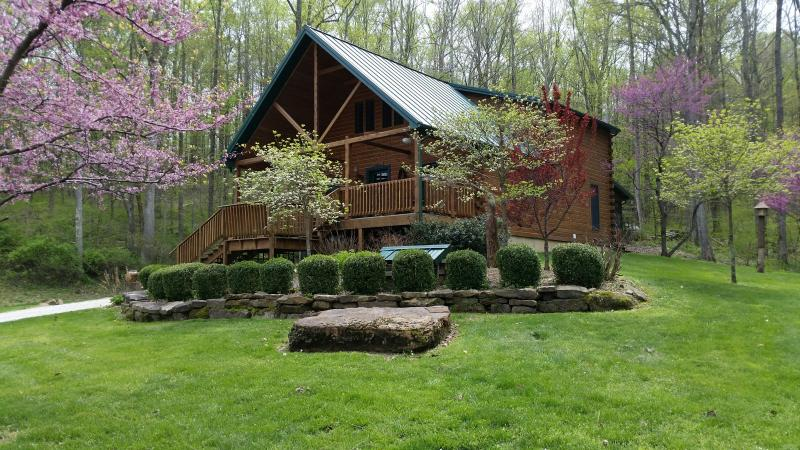 Sprint 2015 - Wise Old Owl Cabin French Lick Family size FUN! - Taswell - rentals
