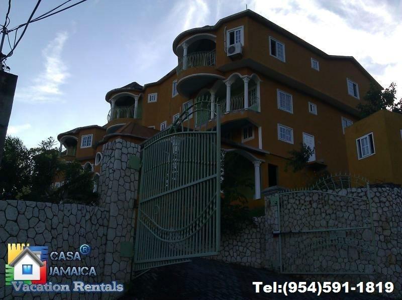 2 Bedroom Luxury Apartment, (Casa Tianna Kingston) - Image 1 - Ocho Rios - rentals