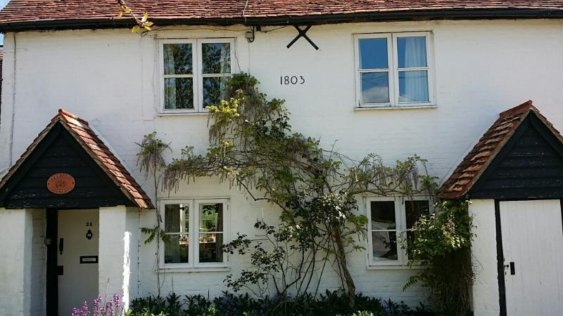 The main house - Candlemas Cottage near Winchester Hampshire - Winchester - rentals