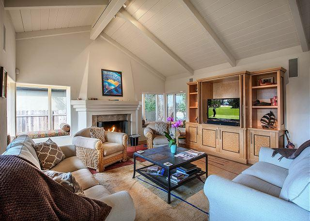 3554 Otter's Rest ~ Ocean Views, Gourmet Kitchen, Hot Tub, 1 Block to the Sea - Image 1 - Pacific Grove - rentals