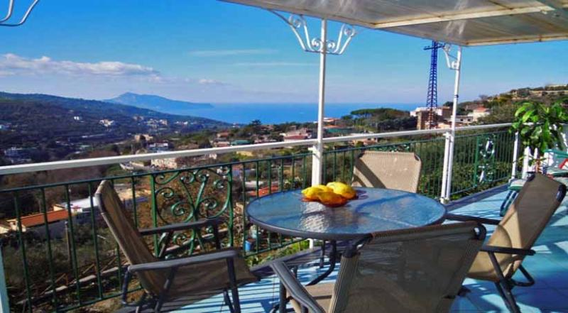 Casa Annalisa view - CASA ANNALISA Massa Lubrense Sorrento area - Massa Lubrense - rentals