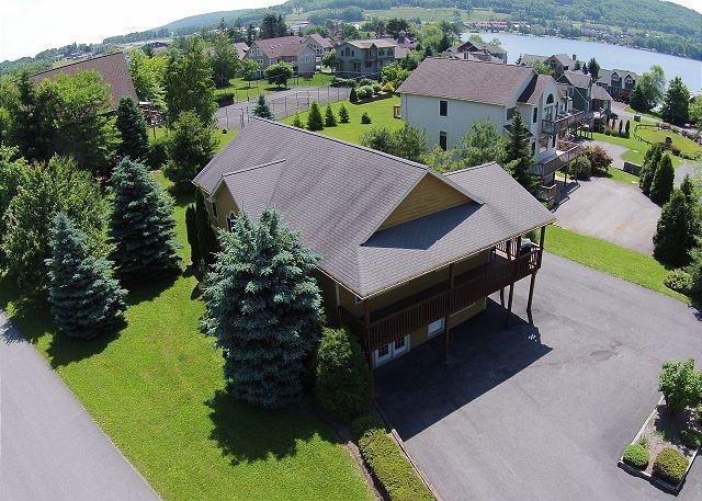 Exterior - Da-Ja-View - McHenry - rentals