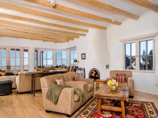 Great Room - Jewel of Circle Drive - Santa Fe - rentals