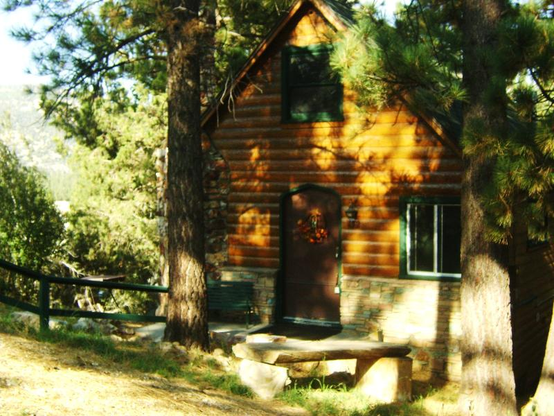 Cabin during the spring & fall. - ~Storybook Cabin With Hot Tub~Avail'Labor Day Wkd* - Big Bear Lake - rentals