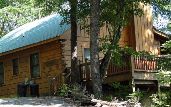 Welcome to Holly Hollow - Holly Hollow - charming pet friendly vacation cabin offering great value and fantastic views - Cherry Log - rentals