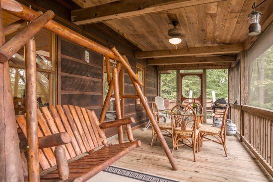 Jacobs Ridge Hideaway - Jacob's Ridge Hideaway - A beautiful pet friendly cabin rental with scenic views near Blue Ridge - Blue Ridge - rentals