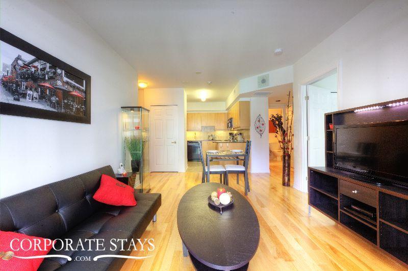 Ottawa Pinnacle 1BR Corporate Apartment - Image 1 - Ottawa - rentals