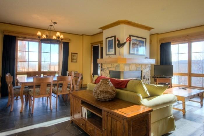 Mont Tremblant 3 BR, 2 BA House (L'Equinoxe | 154-1) - Image 1 - Mont Tremblant - rentals