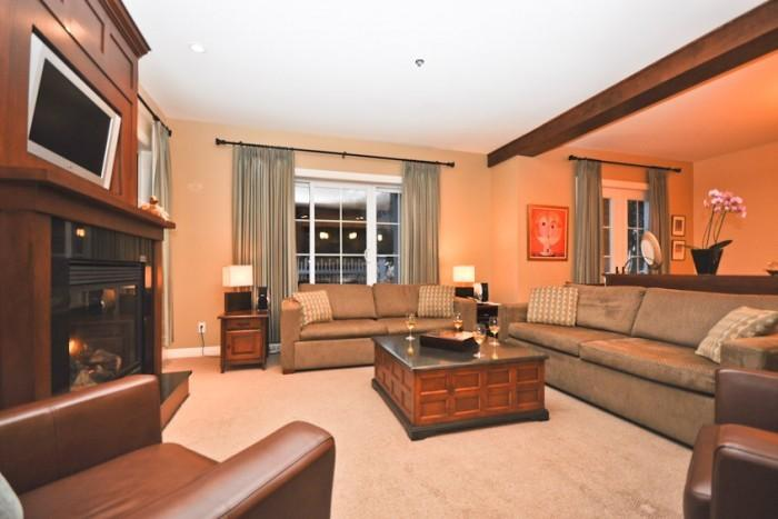 Chateau Beauvallon - Four Bedroom Suite - Image 1 - Mont Tremblant - rentals