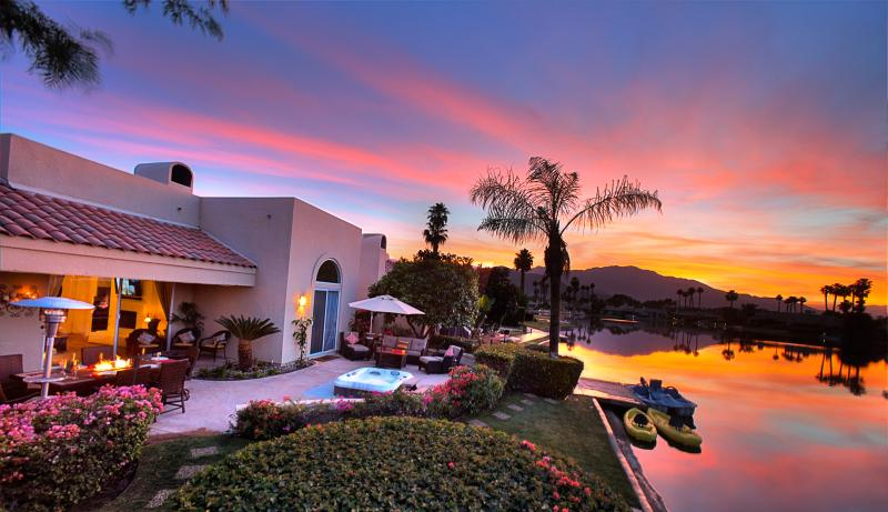 Luxury Living on Lake Mirage w/ Private Jacuzzi! - Image 1 - Rancho Mirage - rentals