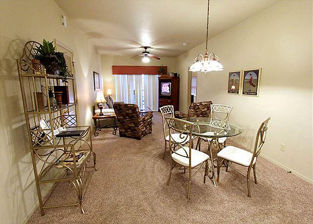 Living Room - Fairway to Heaven- 3 Bedroom, 3 Bath, Pet Friendly, Golf Condo - Branson West - rentals
