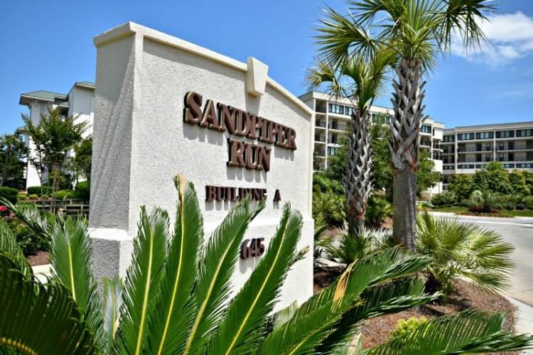 Sandpiper Run A1M - Image 1 - Pawleys Island - rentals
