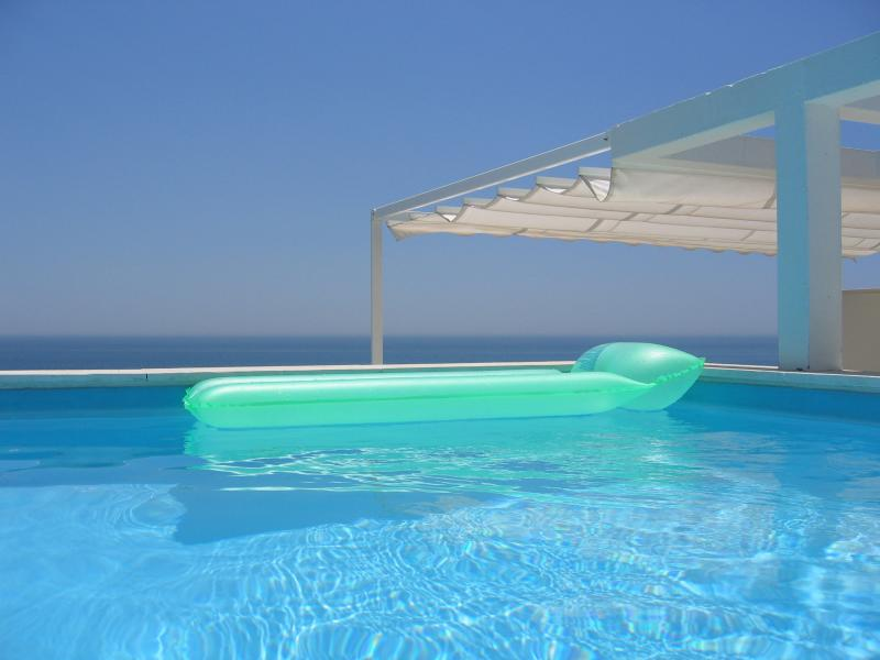Imagine yourself here, you will love it! - Penthouse with very private heated pool - Marbella - rentals