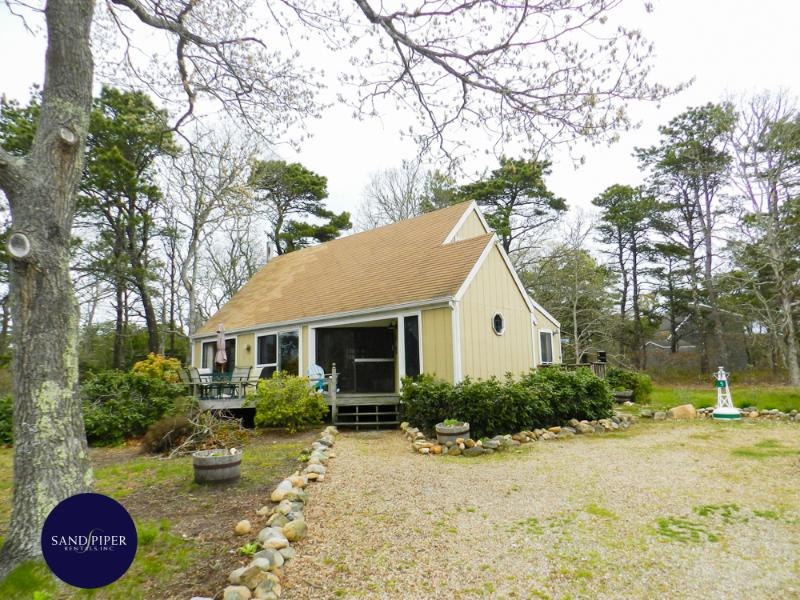 #412  Enjoy Chappy summers in this lovely cottage - Image 1 - Chappaquiddick - rentals
