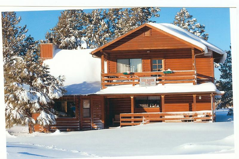 Winter at The Kirby Ranch - Memorial day special-3rd nite $50 off - Parks - rentals