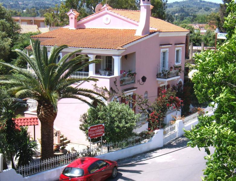 Villa  Caterina. - VILLA  CATERINA  - Furnished apartments hotel. - Corfu - rentals