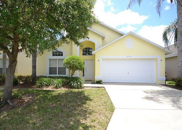 Florida Sun Villa (Florida2745b) - Huge Patio Looking Out At The Fairway! - Image 1 - Haines City - rentals