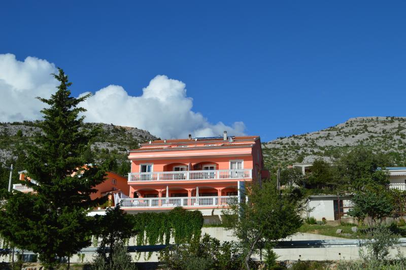 Apartments Amari - Image 1 - Starigrad-Paklenica - rentals