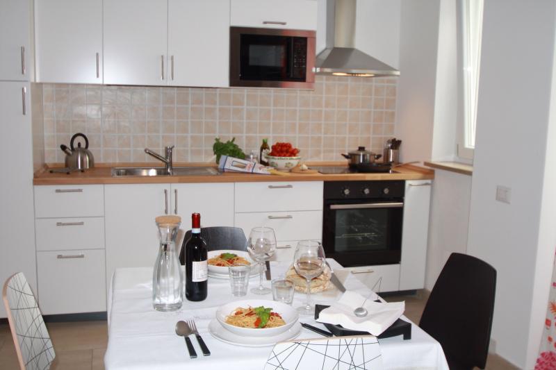Living (kitchen) - appartamento Giusy 2 - Sorrento - rentals