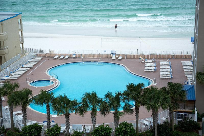 The Pool - Next To Pier Park! 2.5BR/3BA Ocean-Front Condo! - Panama City Beach - rentals
