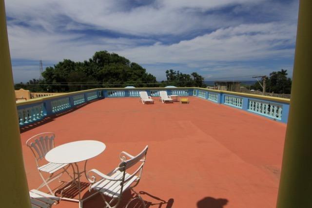azotea - Casa Azul Sun - Puerto Plata - rentals