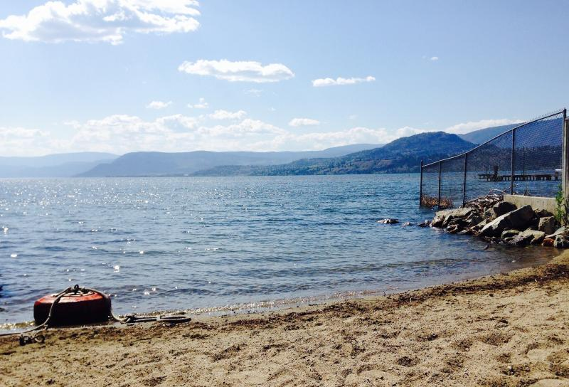 Quiet beach access across the street - FAMILY FRIENDLY suite WALK TO BEACH - Kelowna - rentals