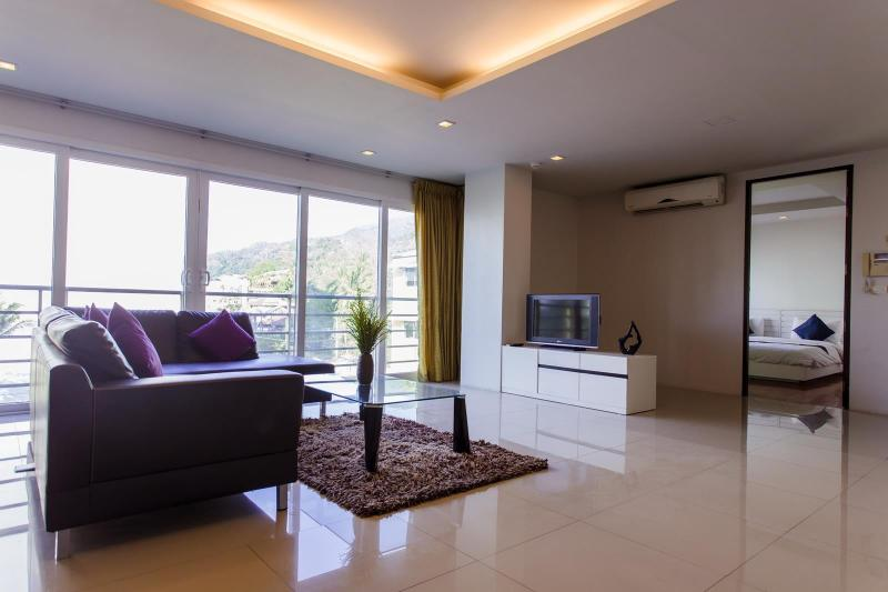 Penthouse Minutes from Patong Beach! - Image 1 - Patong - rentals