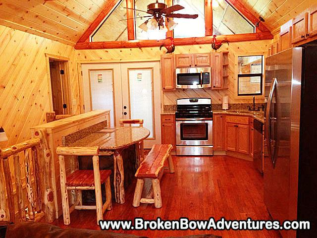 Hilltop Lovers Den - Image 1 - Broken Bow - rentals