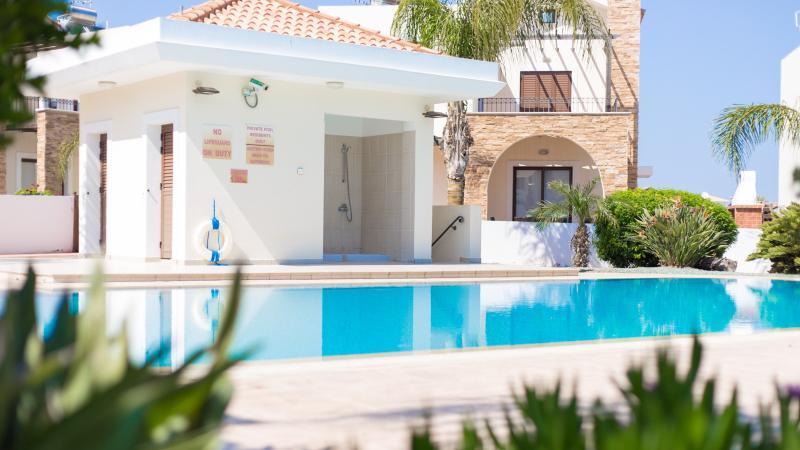Oceanview Villa 121 - 4 bed in a quiet area - Image 1 - Ayia Napa - rentals