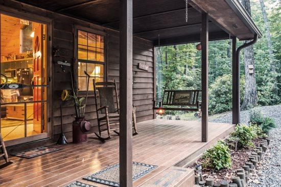 Discover Heavenly Peace - Heavenly Peace - Find it here the Blue Ridge mountains with this classic, secluded vacation cabin - Blue Ridge - rentals