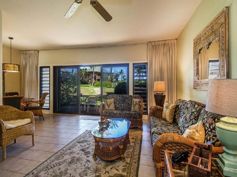 Kaha Lani Resort #103-From $118 per nite!King Bed! - Image 1 - Kapaa - rentals