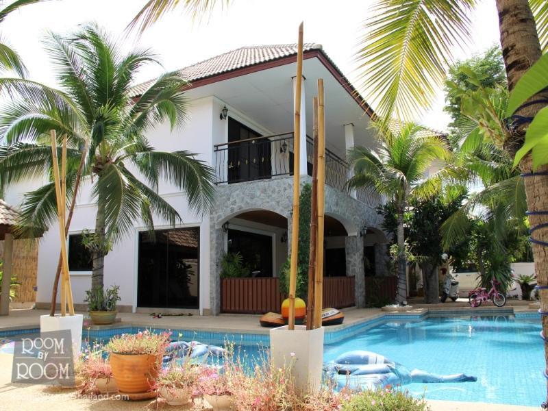 Villas for rent in Hua Hin: V5170 - Image 1 - Hua Hin - rentals