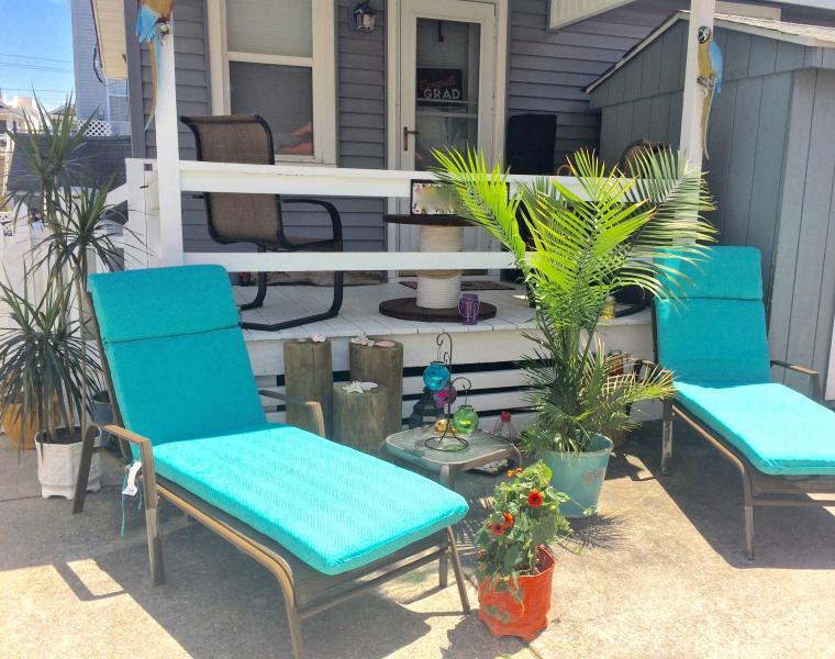 Front/Leisure area - OCEAN CITY NJ Summer Vacation in Ocean City 2015 - Ocean City - rentals