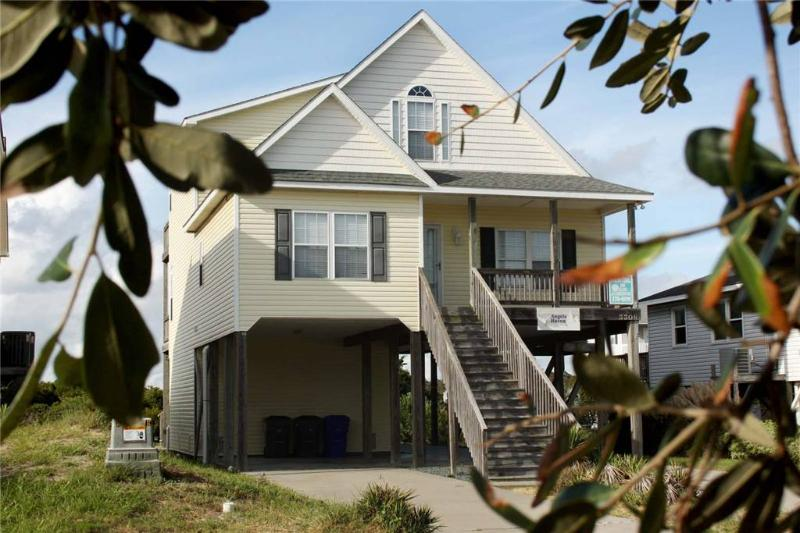 Angel Haven 3308 West Dolphin Drive - Image 1 - Oak Island - rentals
