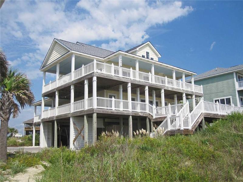 Brigantine II 6907 West Beach Drive - Image 1 - Oak Island - rentals