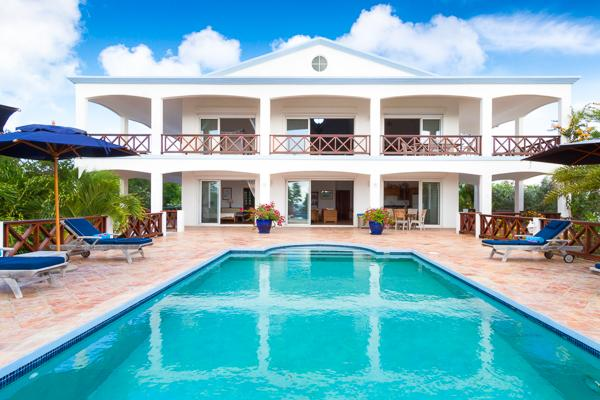 Overlooking the Atlantic and a 5 minute drive from Shoal bay East beach. IDP TAM - Image 1 - Anguilla - rentals