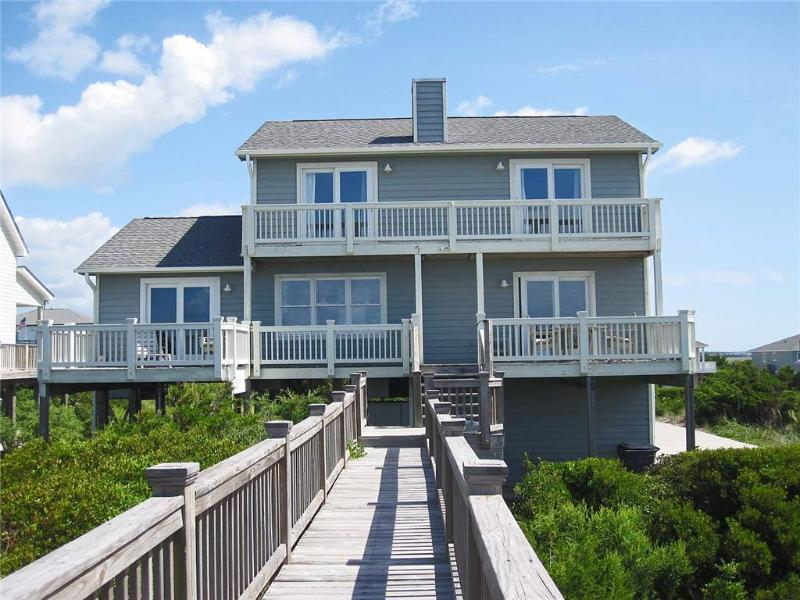 Summer of 42   623 Caswell Beach Rd. - Image 1 - Caswell Beach - rentals