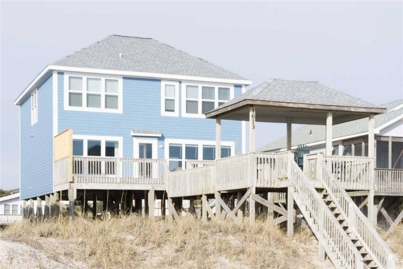 Surf Watch 1613 East Beach Drive - Image 1 - Oak Island - rentals