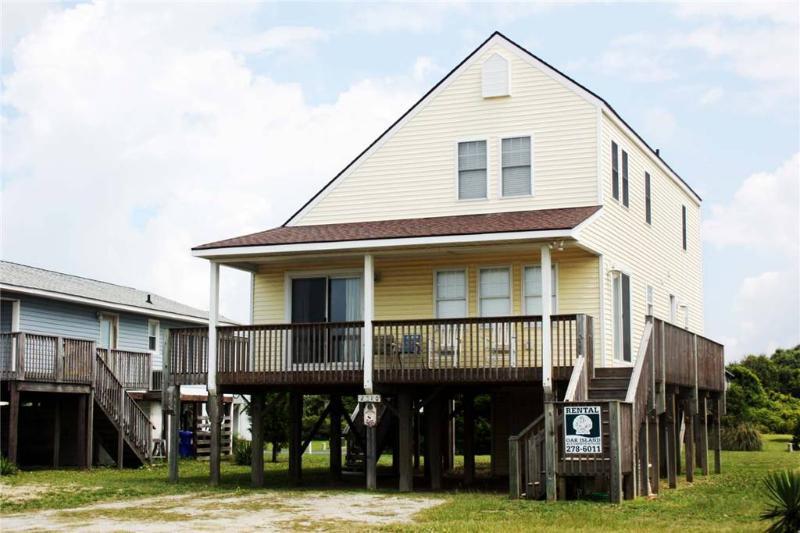 Tamar 2510 East Beach Drive - Image 1 - Oak Island - rentals