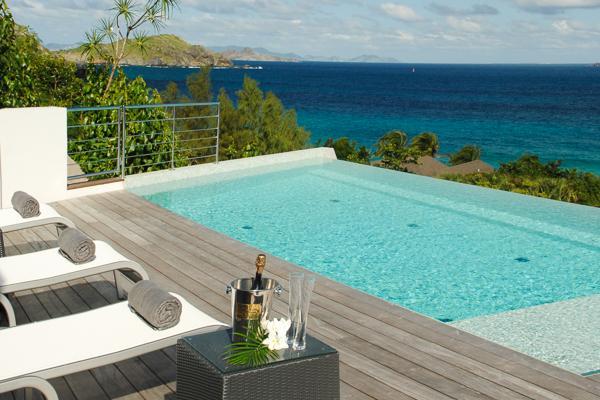 Contemporary villa offering a splendid view of the ocean WV BCU - Image 1 - Flamands - rentals