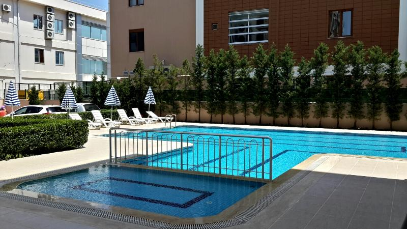 Cozy apartment Garden/Pool view, 250m from Sea - Image 1 - Antalya - rentals