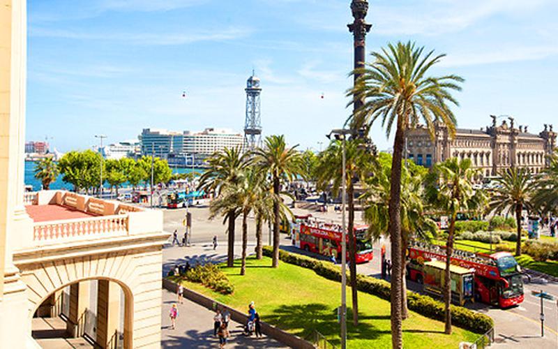 COLUMBUS RAMBLAS, UP TO 11! - Image 1 - Barcelona - rentals