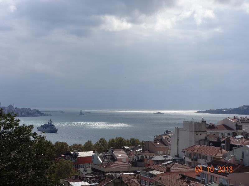 Luxury Bosphorus View Apartment 10 - Image 1 - Istanbul - rentals