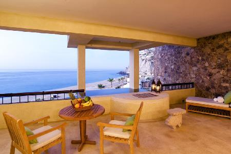 Capella Pedregal - 3 Bdrm Villa one one level with 2 Private plunge pools & resort amenities - Image 1 - Cabo San Lucas - rentals