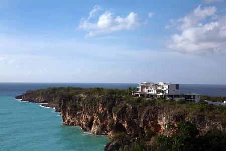 Ani Estate - Two full staffed luxury villas with tennis courts & pools - Image 1 - Anguilla - rentals