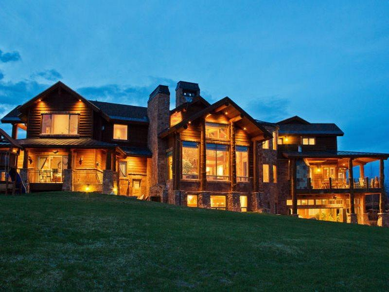Crown Jewel Estate  - Crown Jewel Estate Park City with Mountain Views, Indoor/Outdoor Pool, Sports Bar, and Outdoor Hot Tub - Park City - rentals