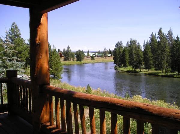 Vacation Memories Begin Here - Waterfront cabin near Yellowstone - Island Park - rentals