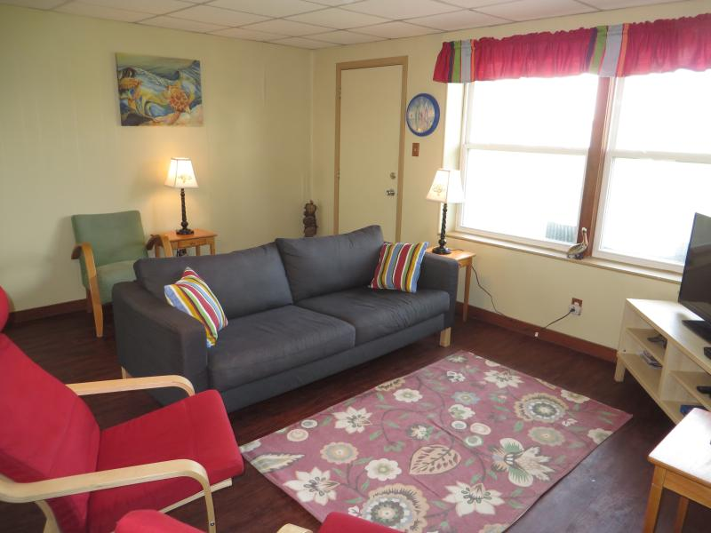 Main room 2015 - Kids & families love to stay at the Sandy Turtle - Port Aransas - rentals